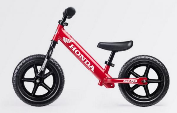 大人気ランニングバイク『ストライダー』のホンダモデルがかっこよすぎ!