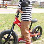 バランスバイクを比較した!人気のストライダーvsトイザらス・ラングス・あさひ【おすすめは?】