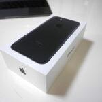【iPhone7開封編】MNPでソフトバンクから楽天モバイルに乗り換えた話!