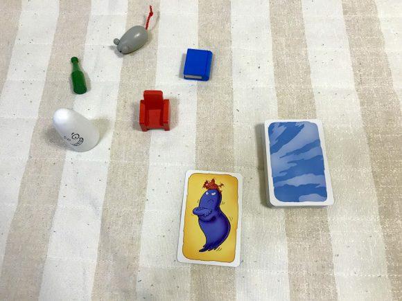 おばけキャッチのカードの説明