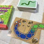 【ゲームレビュー】虹色のへび(Regenbogenschlange)のルールや実際に遊んだ感想